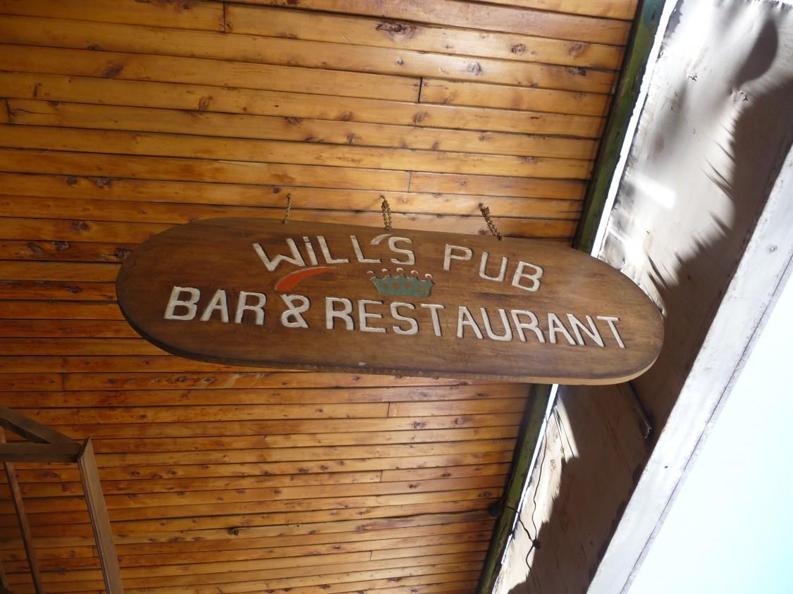 Will's pub Eldoret