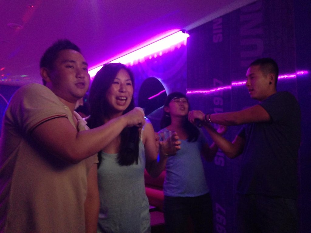 Go crazy at a karaoke bang (noraebang) in Seoul, number 2 on the list 'Why Seoul is the coolest city ever' (photo by Brian)