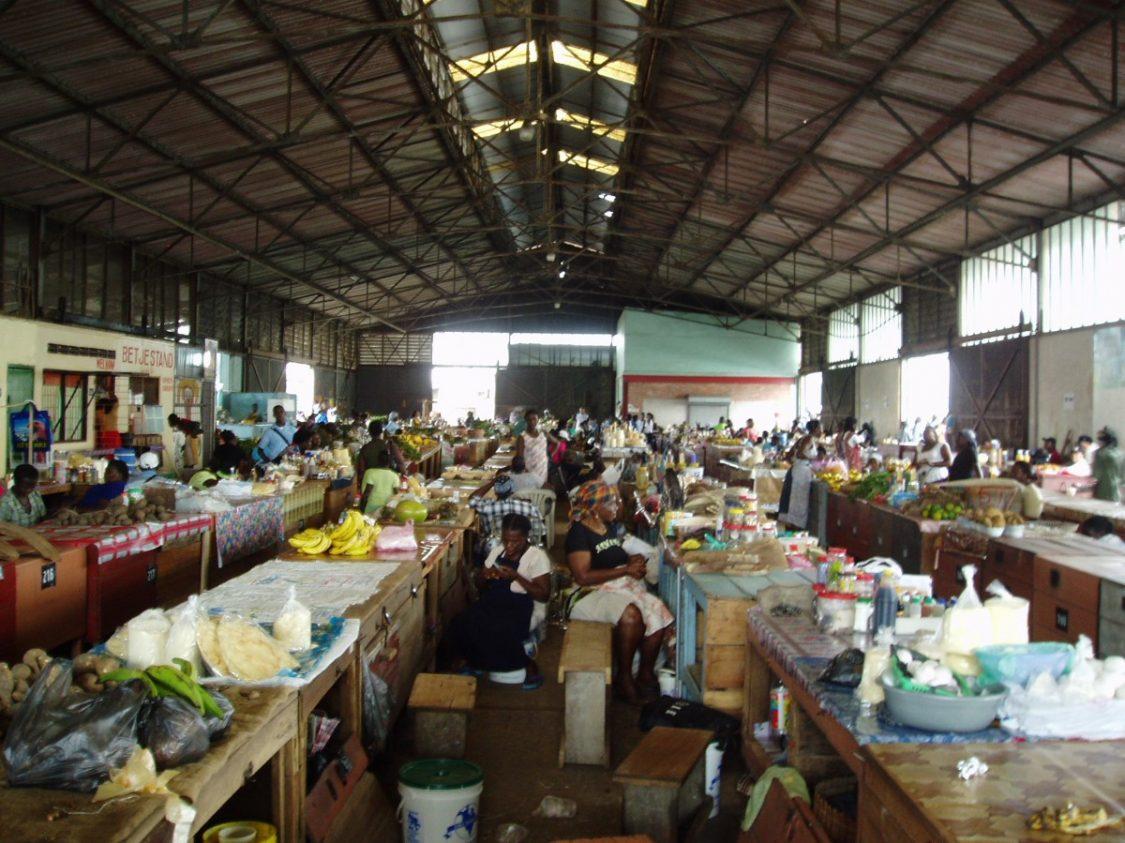 Market Surinam