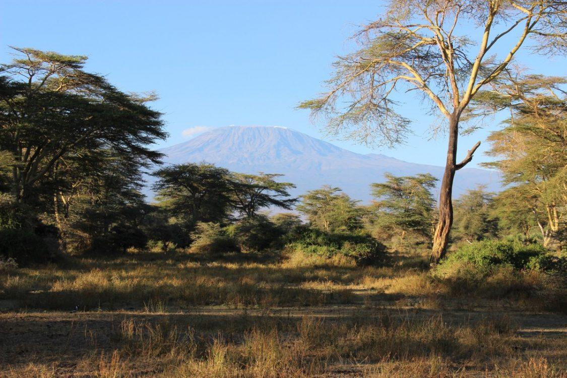 Mt. Kilimanjaro. ©Annajo.