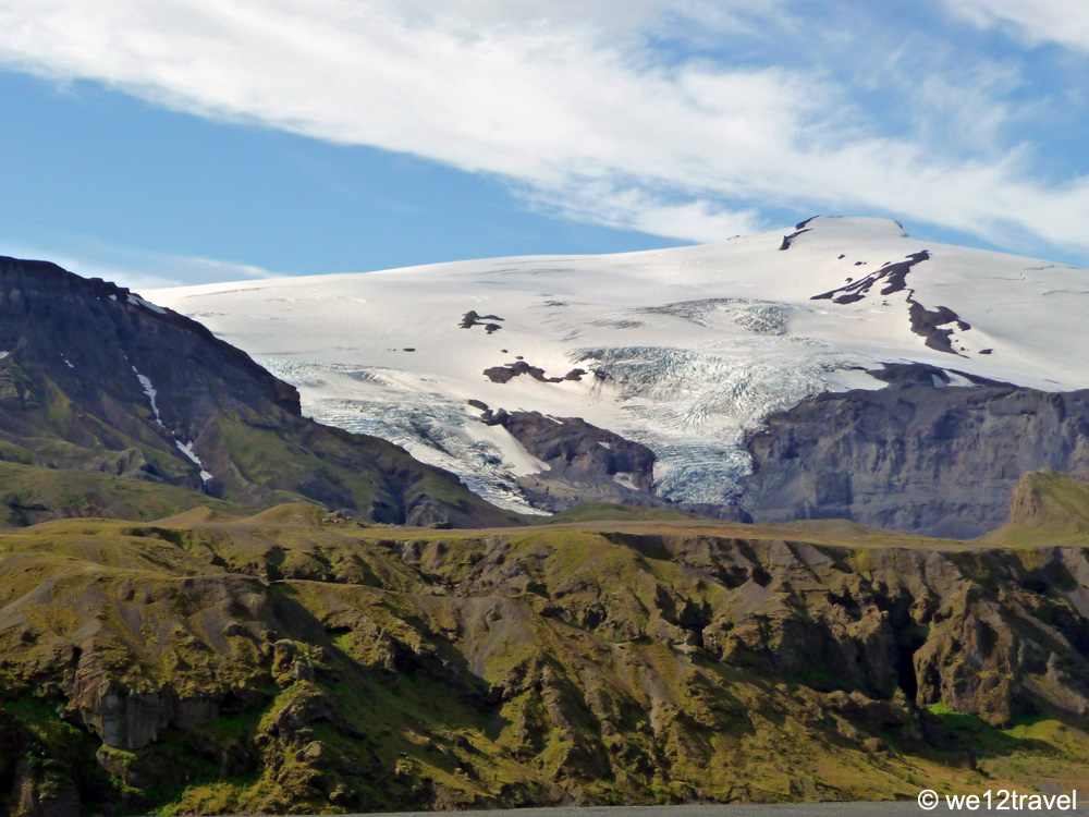 Eyjafjallajokull view. ©We12travel