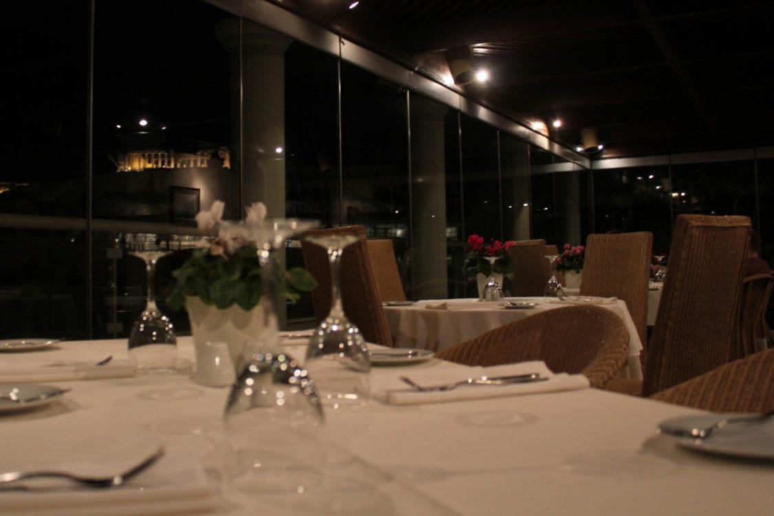 Hera Hotel view