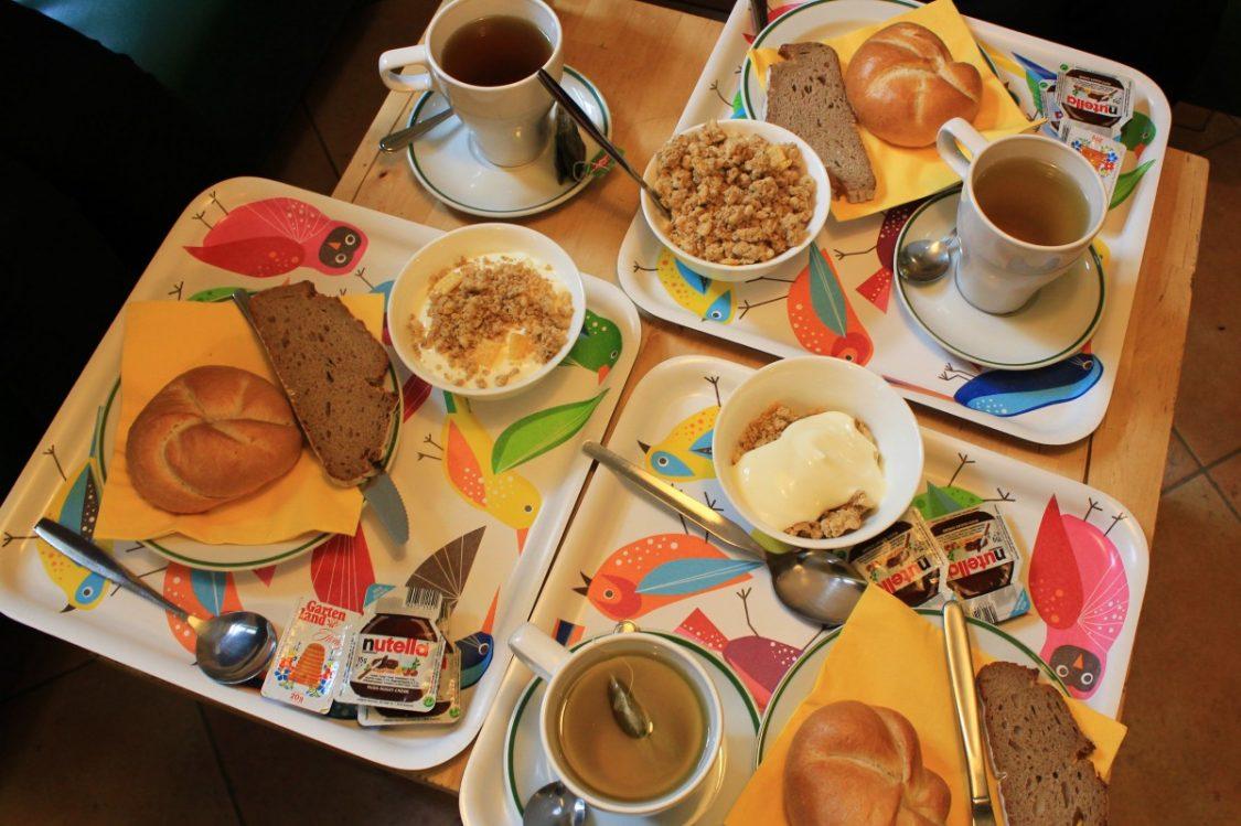 Breakfast Ruthensteiner