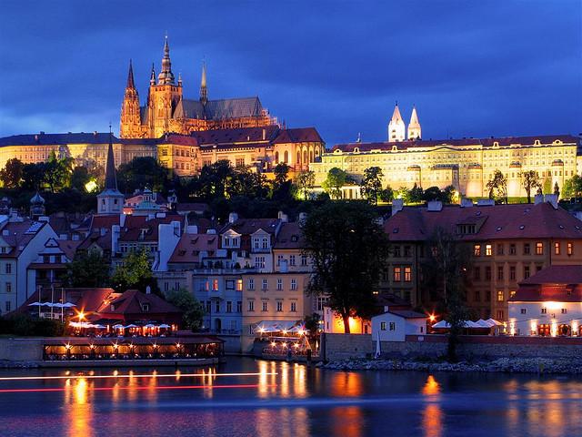 Prague By Night (1)