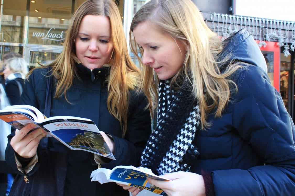 Travel guides Vienna