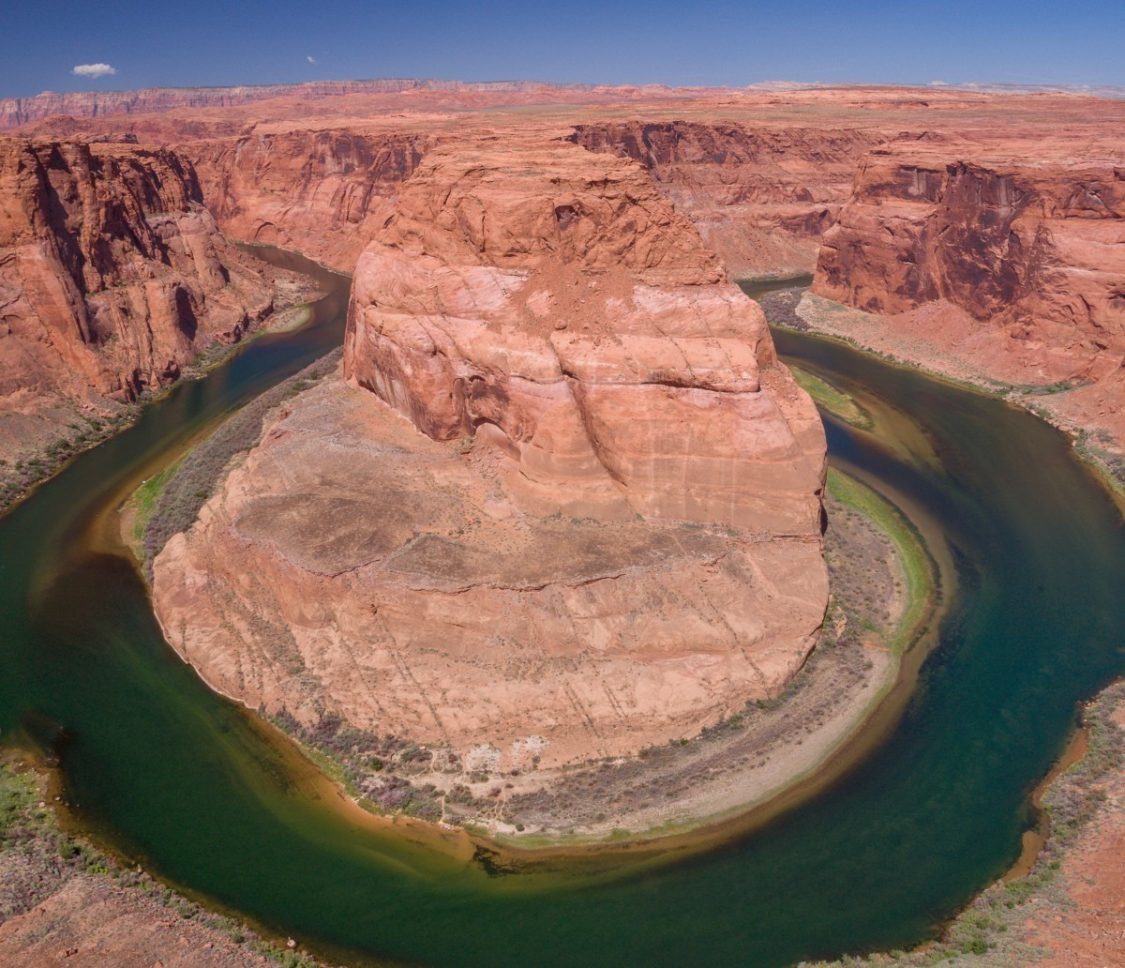 Horseshoe canyon. ©Vincent.