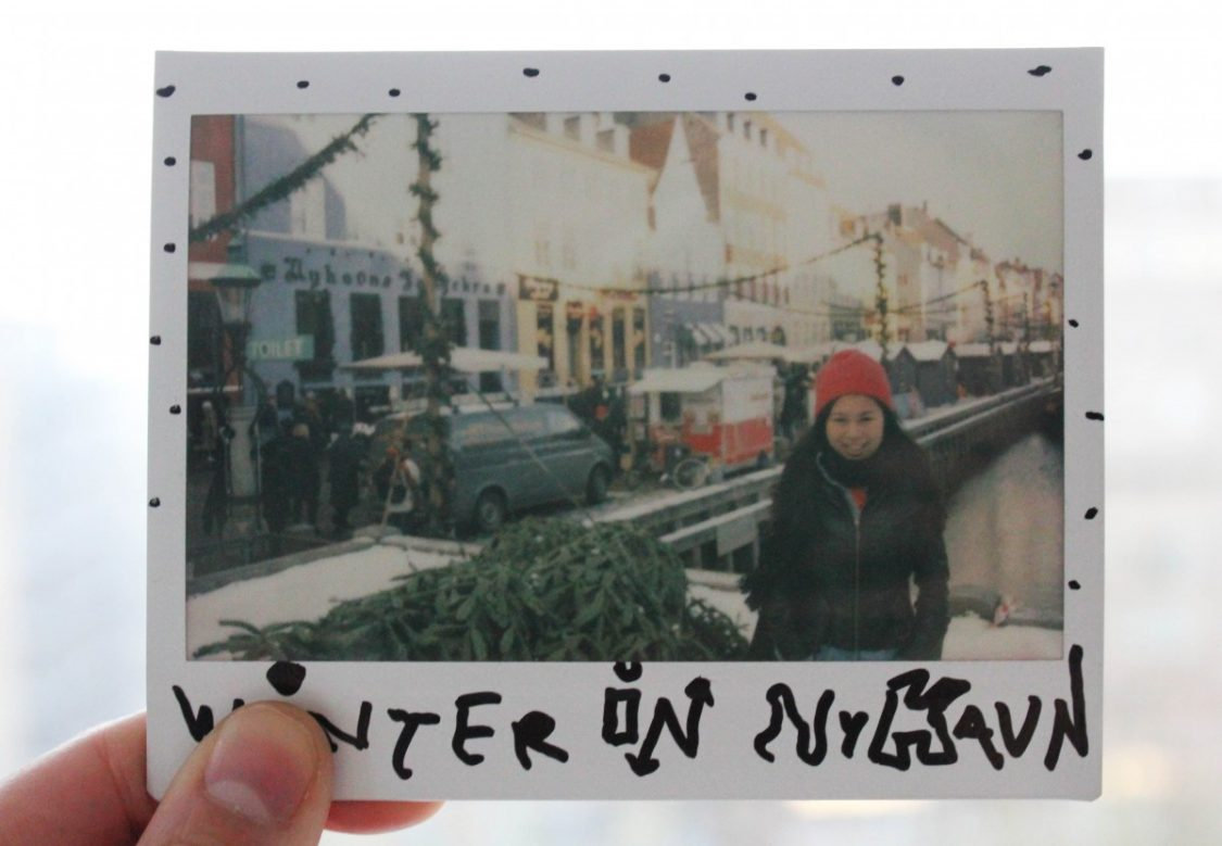 Fujifilm Instax 210 Wide Polaroid camera