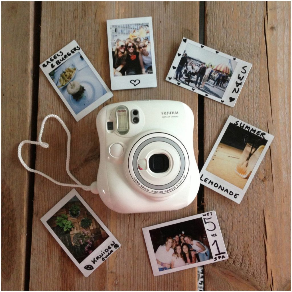 Review Fujifilm Instax 25 Polaroid 5