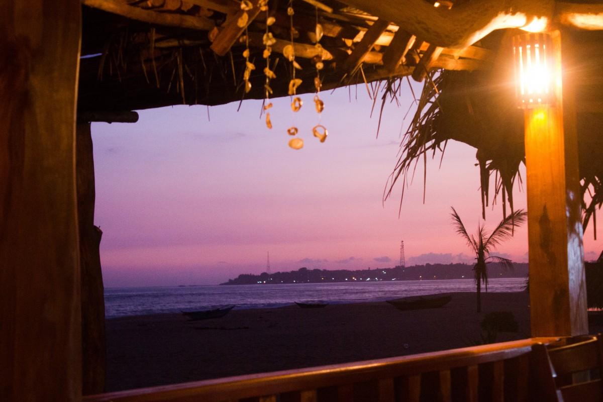 Sunset Tangalle