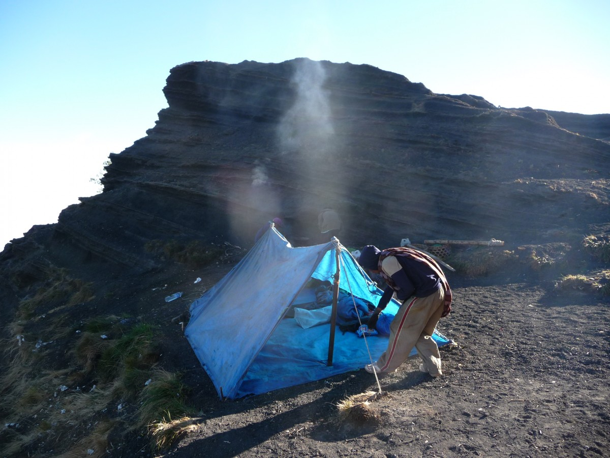 Camping for beginners©Bunch of Backpackers