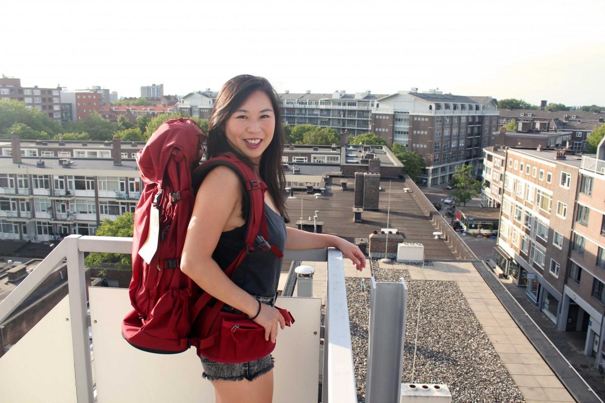 Manouk Backpack Fjallraven Travelbags