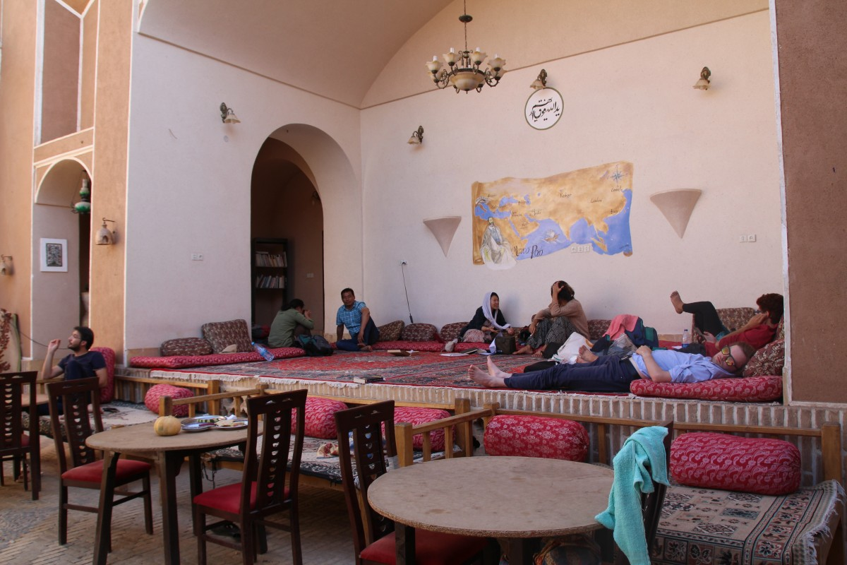 Best Hostels Orient Hotel in Yazd, Iran