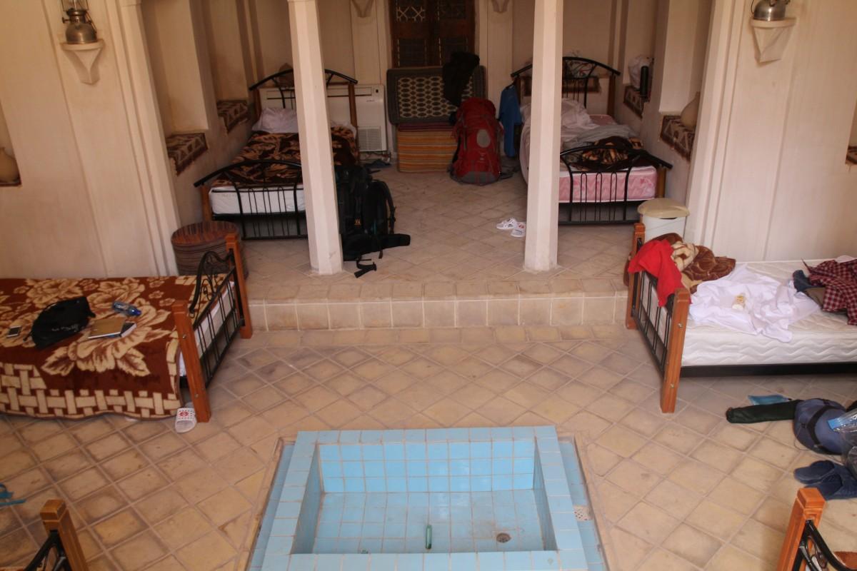 Best hostels Iran Ehsan