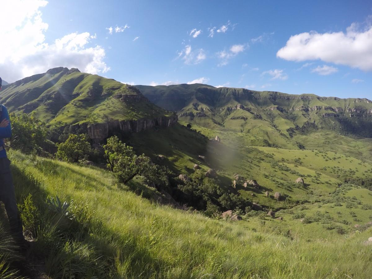 Drakensbergen, South Africa