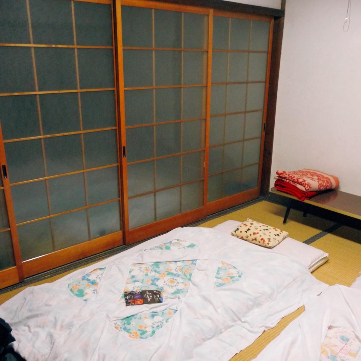 Temple stay Takayama