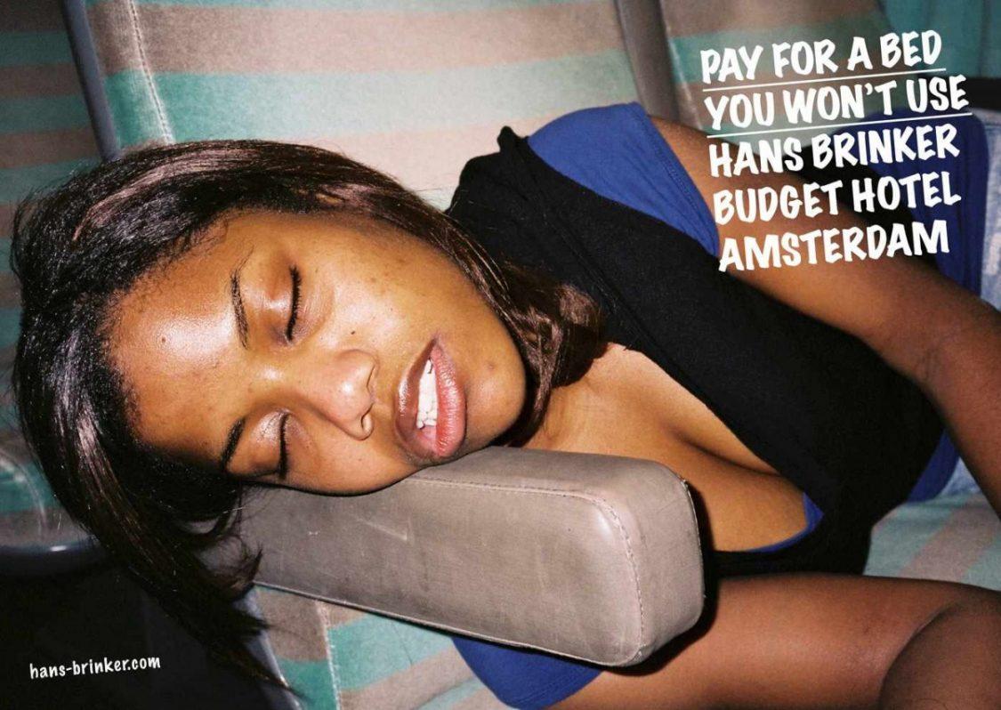 Advertisment Hans Brinker Hotel. ©Hans Brinker Hotel.