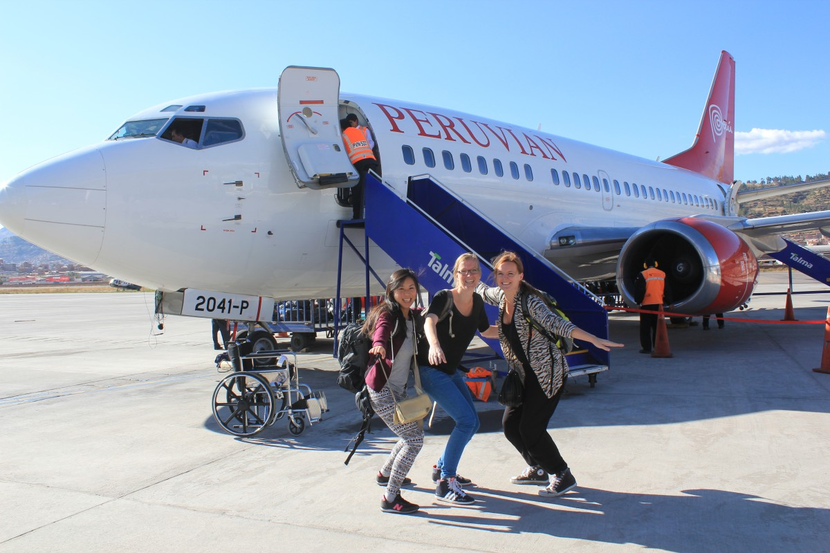 What Are The Experiences With Airlines In Peru Bunch Of