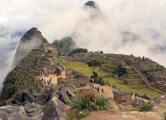 Machu Picchu Peru by Bunch of Backpackers