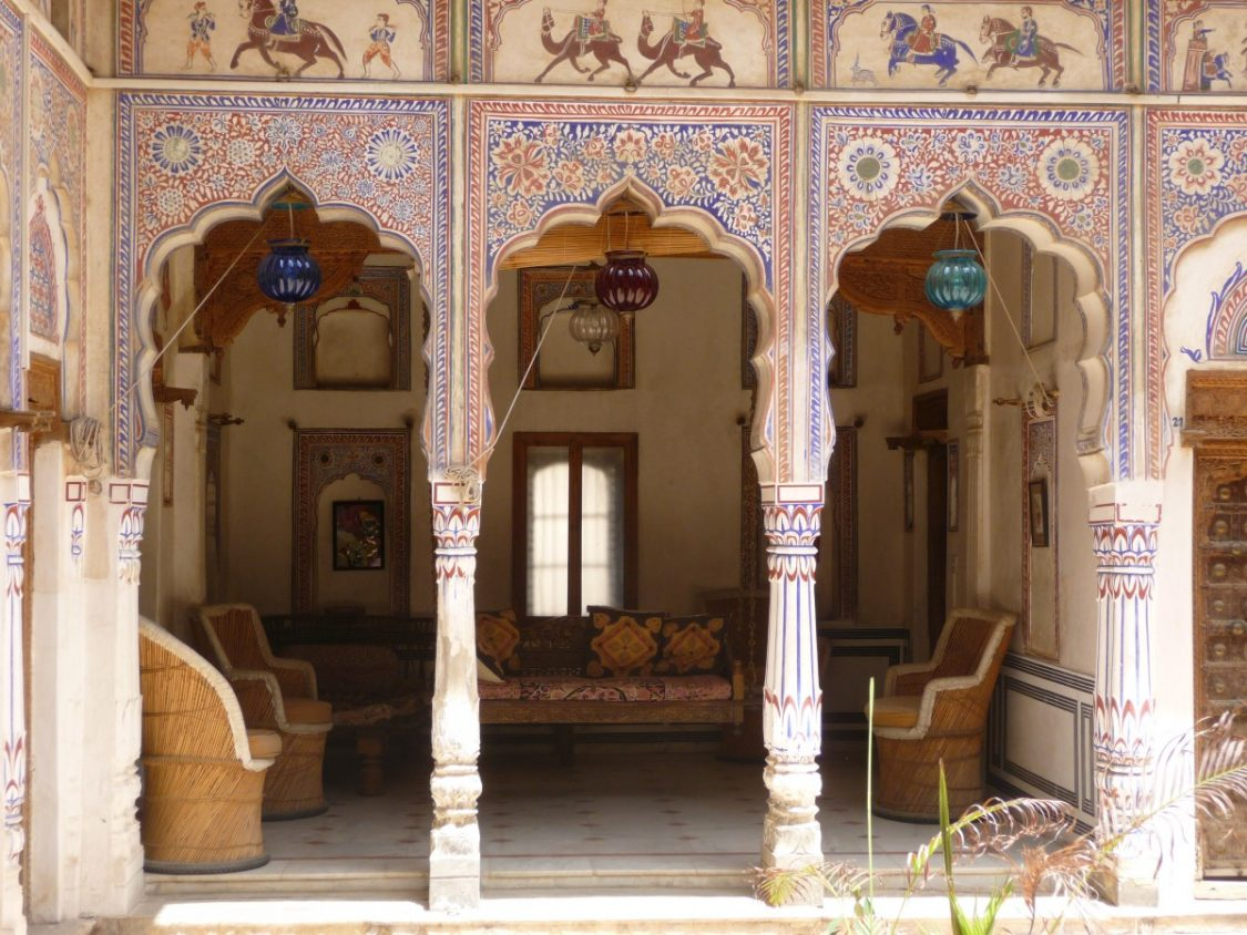 Places to Shekhawati, Rajasthan, India