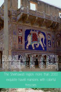 Shekhawati Rajasthan India