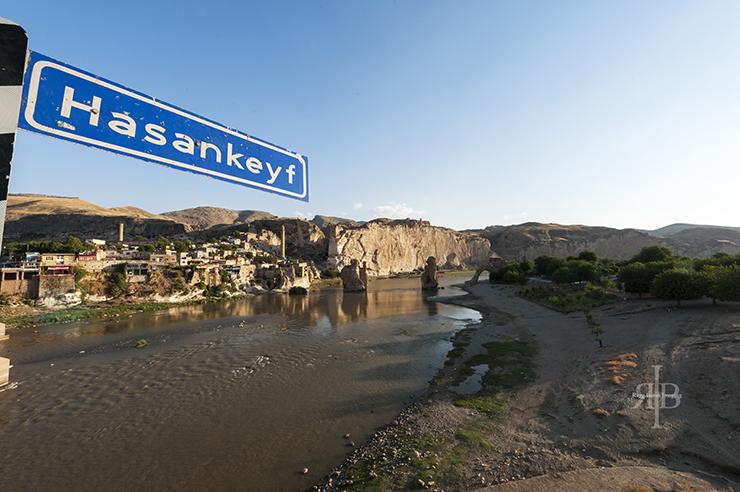 Hasankeyf Sign