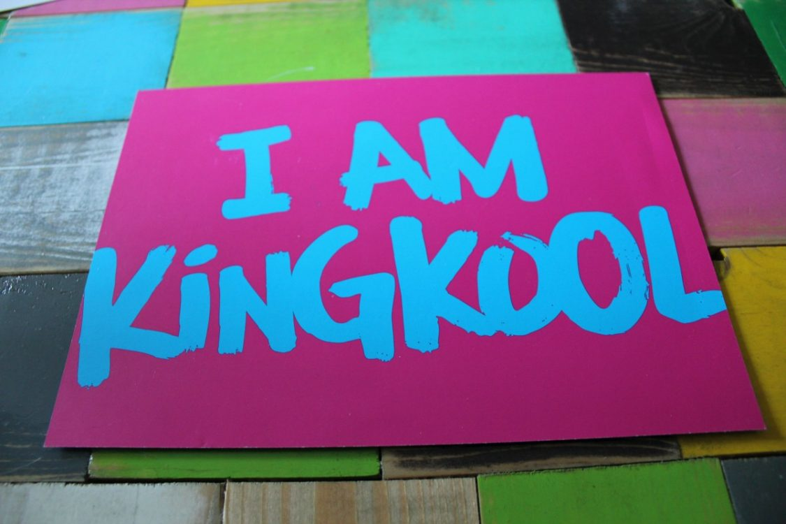 I am Kingkool. ©Bunch of Backpackers.