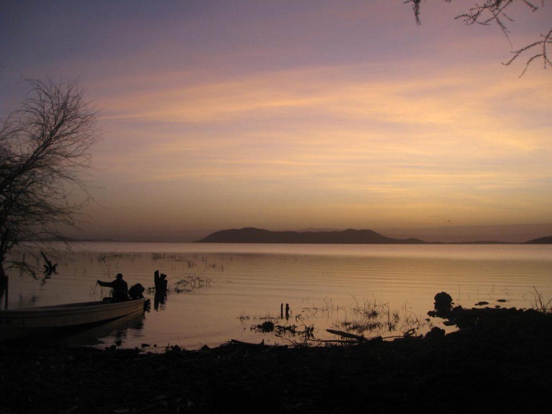 Sunrise Kenya. ©Bunch of Backpackers.