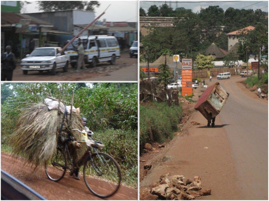 Inventive transportation Kenya. ©Bunch of Backpackers