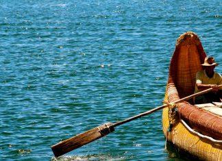 Boat Bolivia