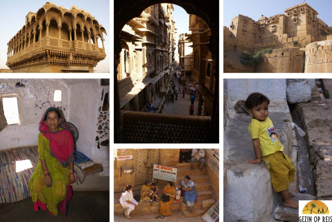 Jaisalmer. ©Gezin op Reis.