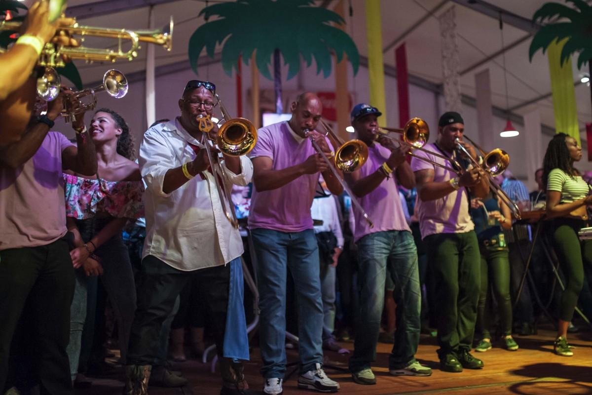 Antilliaanse Feesten 2014
