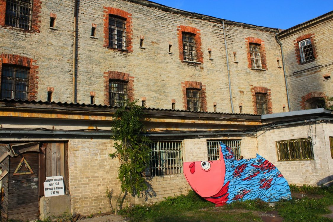 Art Patorei Prison. ©Bunch of Backpackers.