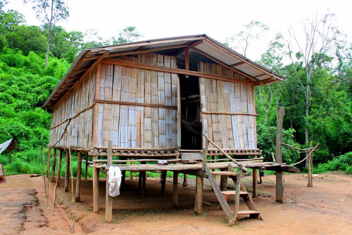 The hut. ©Crazzzy travel.
