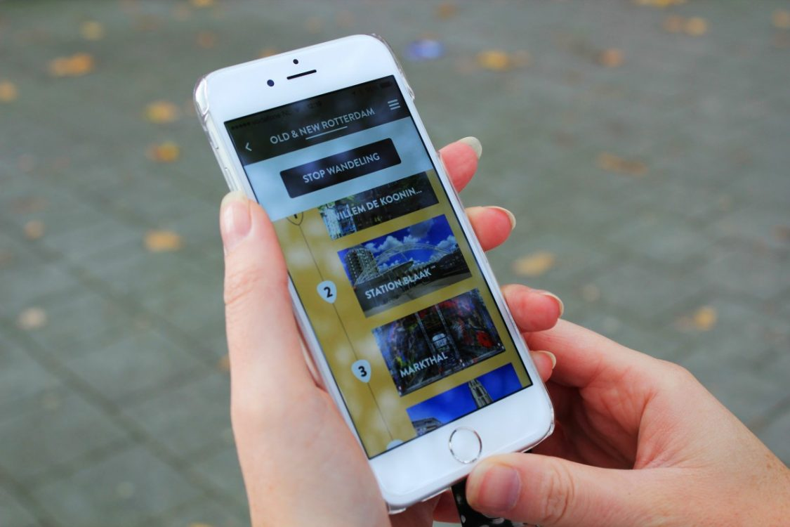 Rotterdam Routes app 2