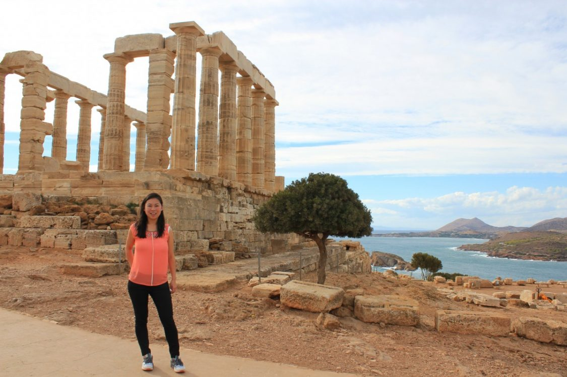 Cape Sounion Manouk Bob