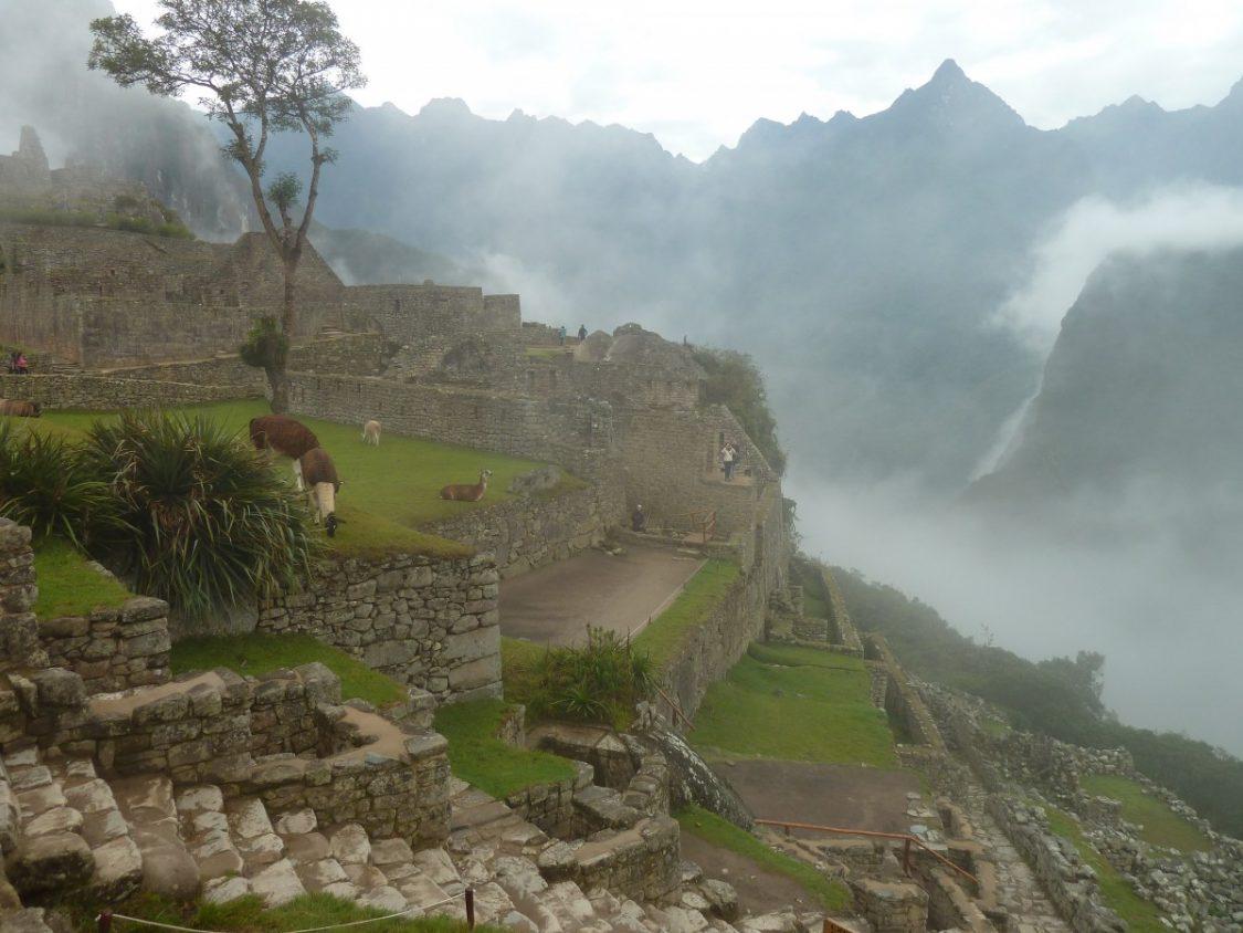 Machu Picchu. ©Floris.