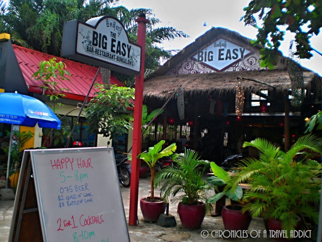 The Big Easy Cambodia