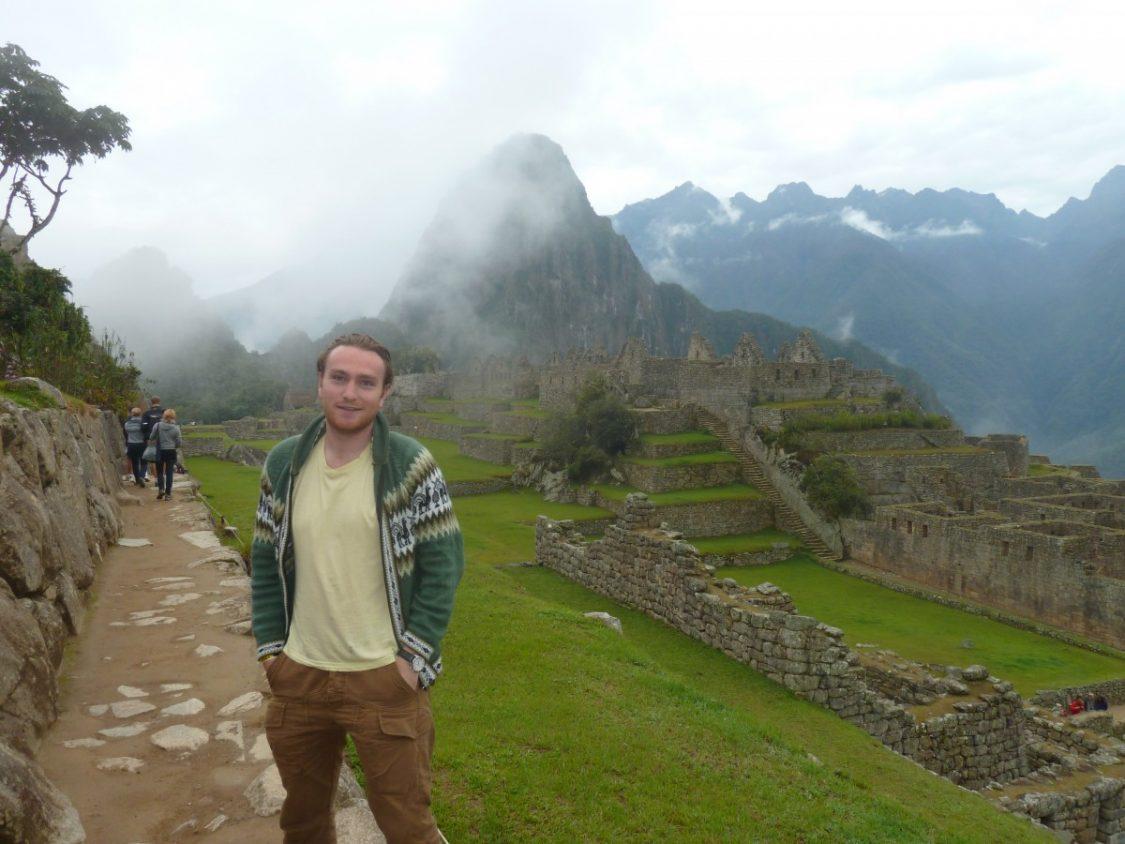 Machu Picchu, Peru. ©Floris.