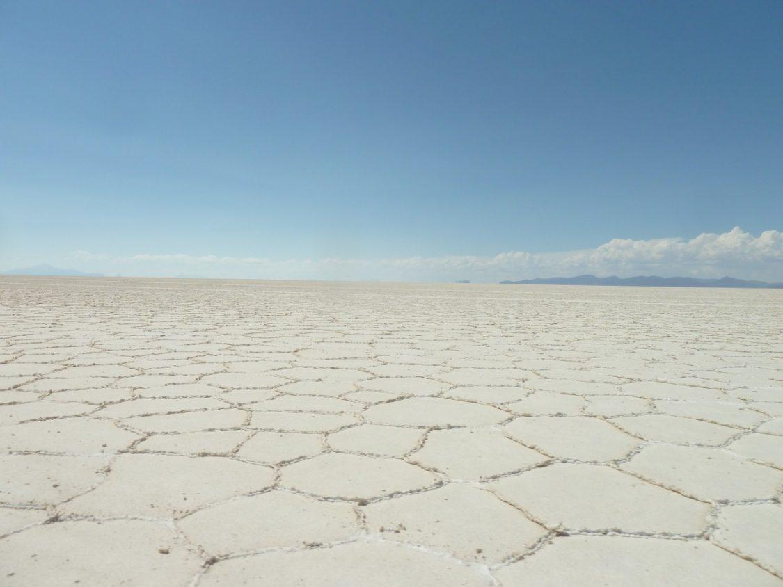 Salar de Uyuni, Bolivia ©Floris