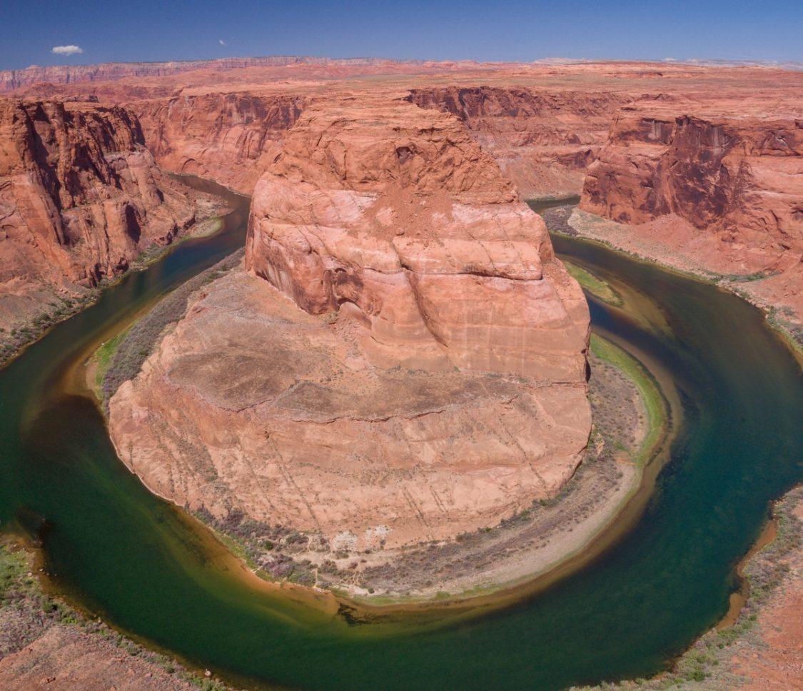 Horseshoe canyon. ©Vincent.