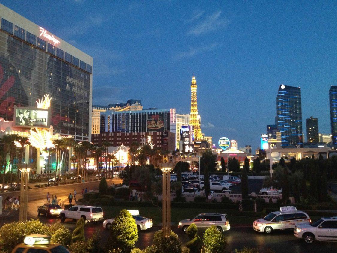 Vegas. ©Vincent.