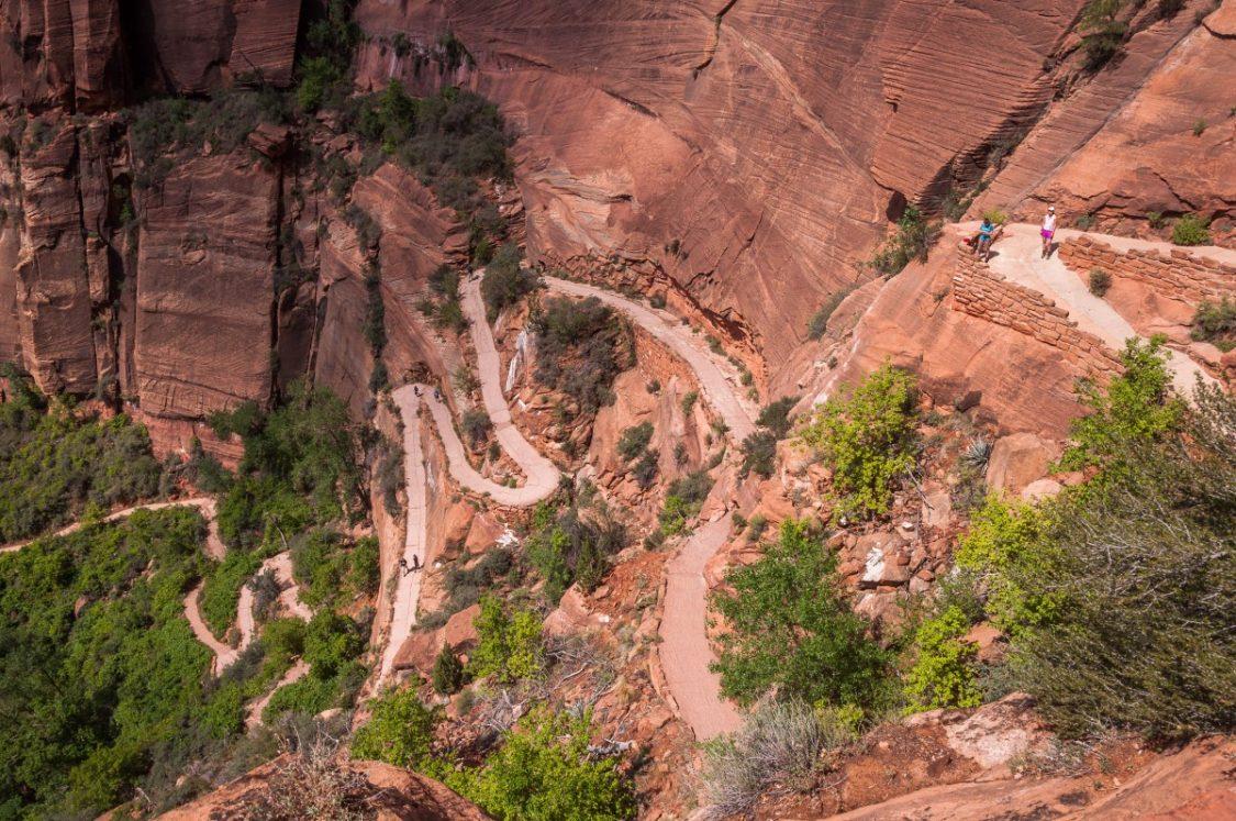 Zion National Park. ©Vincent.