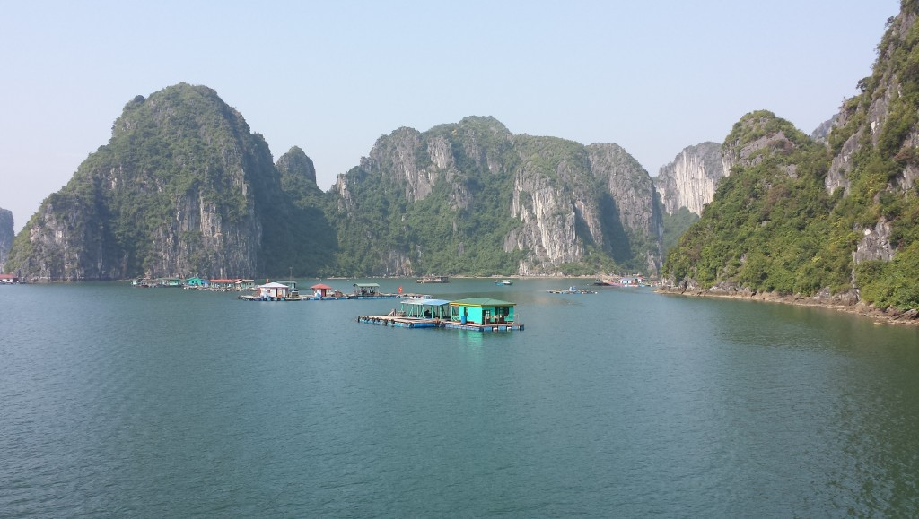 Halong Bay by Emily Luxton