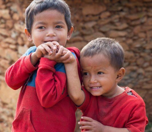 Wouter Struijk en Robert Hooft Nepal Bruut van Bot