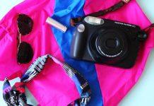 Polaroid Fujifilm Instax 210