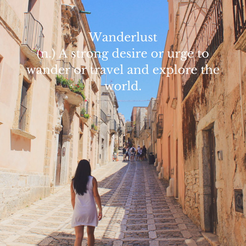 Wanderlust quote