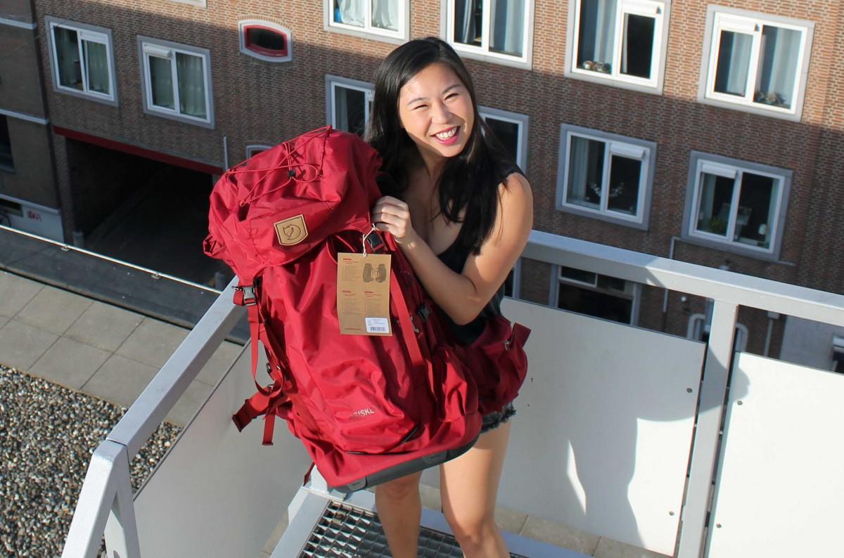 Manouk Backpack Fjallraven Travelbags2