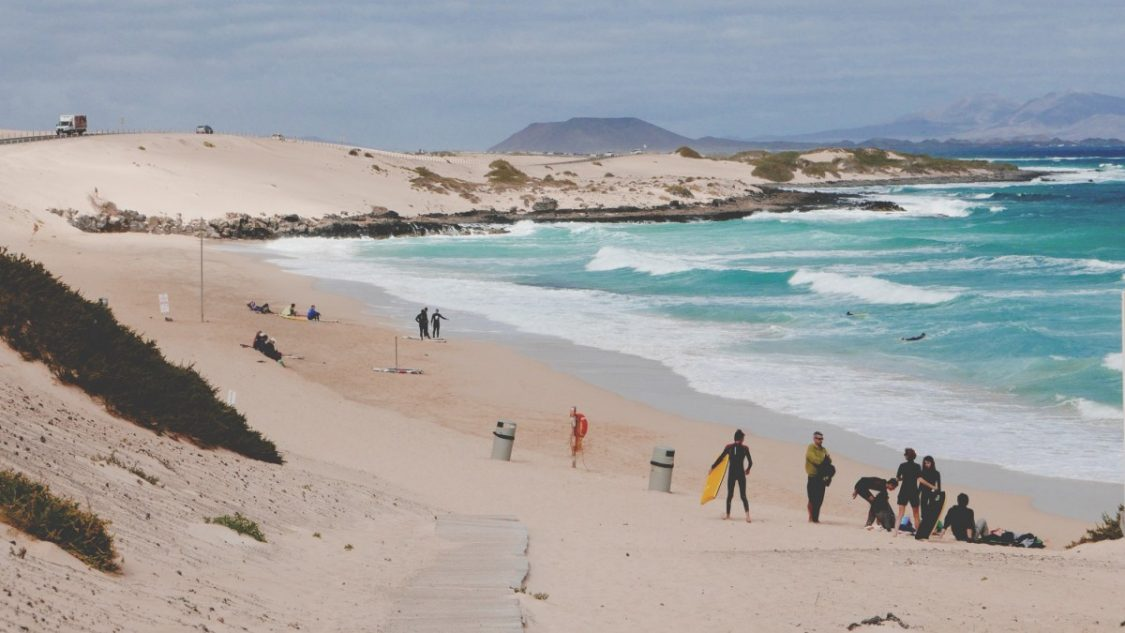 Surf camp Fuertaventura with Planet Surf