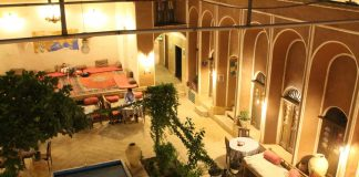 beste hostels in iran