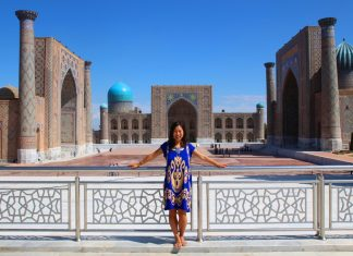 samarkandregistansquare